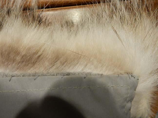 canada goose fur trim replacement