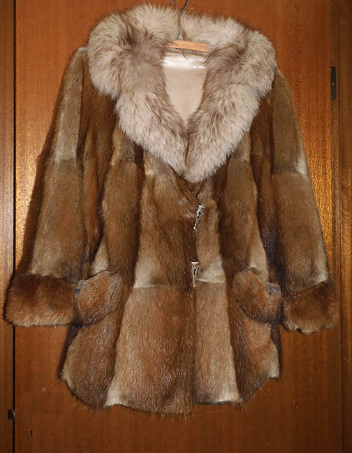 Former Furriers In Western Canada, Types Of Lamb Fur Coats